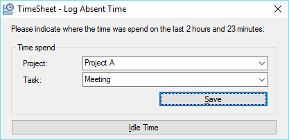 timesheet smart automated time tracking solution businessrunner net